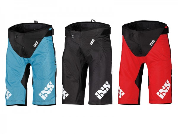 iXS Race Kids Shorts, Brisk Blue/Black, KL