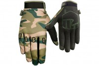 Fist - M - Camo Glove - Army