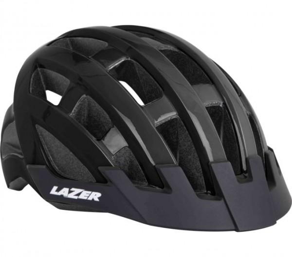 Helm Compact Black Unisize 54-61 cm