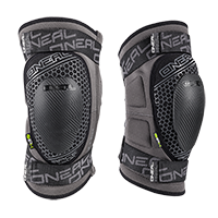 SINNER RACE Kevlar® Knee Guard gray M