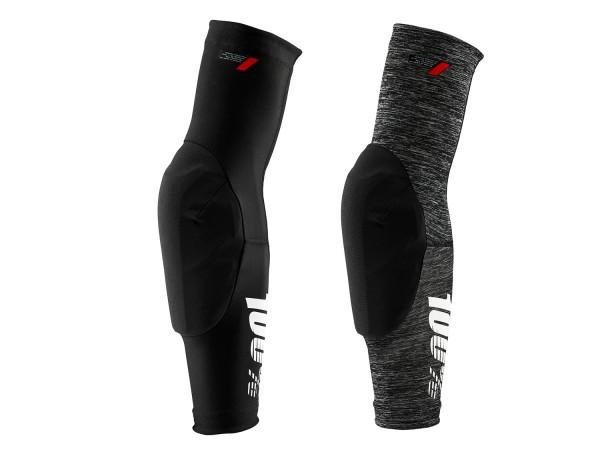 100% Teratec elbow guard, black, L