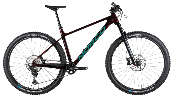 Norco Revolver HT 2 120 29 L Red/Green