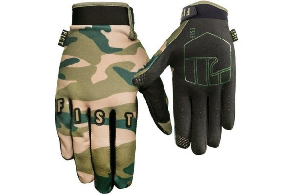 Fist - M - Camo Glove - Army