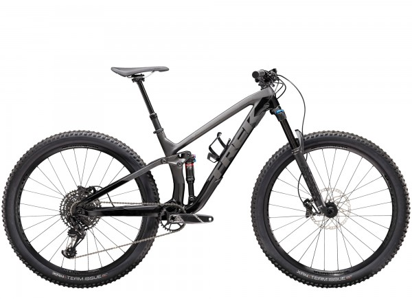 Trek Fuel EX 9.7 Carbon/Black, Gr. XL