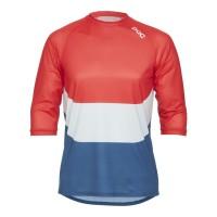 Essentials Enduro 3/4 Light Jersey 39 / prismane multi red