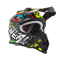2SRS Youth Helmet WILD multi L (53/54 cm)