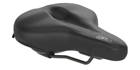 SQlab Sattel 621 ERGOLUX® active Infinergy® 24cm