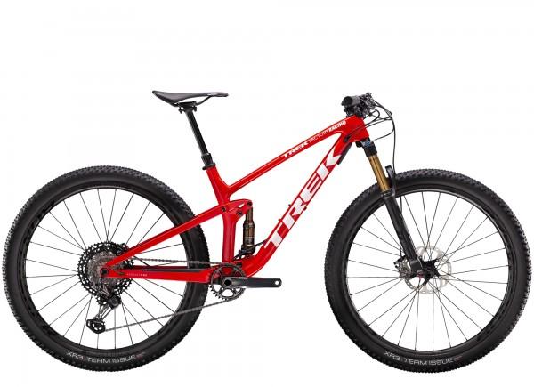 Trek Top Fuel 9.9 XTR XL Viper Red