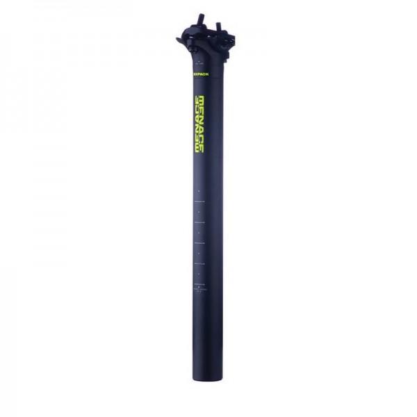 Sattelstütze MENCAE 27,2mm black/neon-yellow