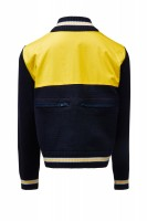 SAN MORANO Trainingsjacke 140/150 / yellow