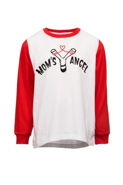MOM´S ANGEL Langarm Shirt