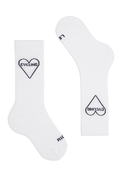 BIKE LOVE Socken
