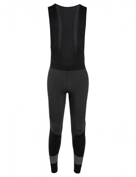 Men`s SQlab LesSeam Bib Tights S/M black