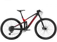 Trek Top Fuel 8 Black/Red, Gr. L