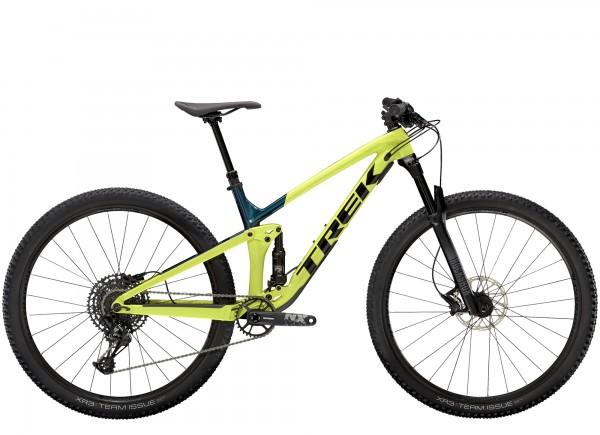 Trek Top Fuel 8 NX L Volt/Dark Aquatic