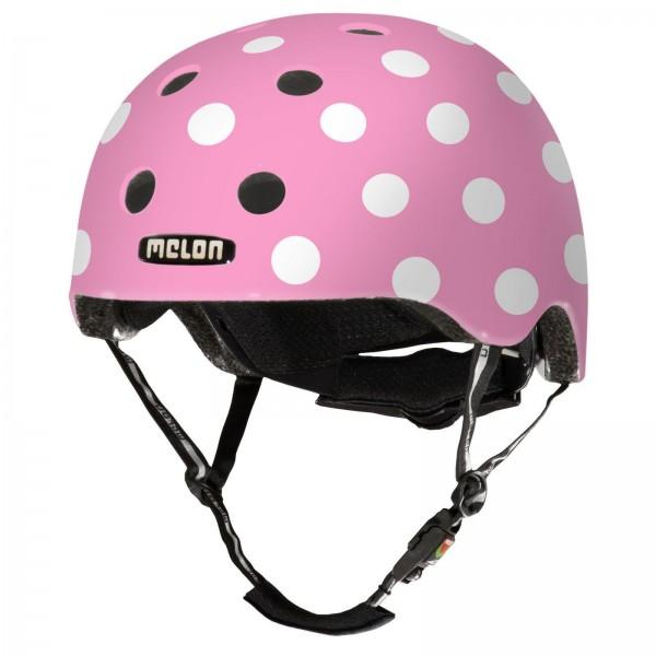 Melon Helm - M/L - dotty Pink
